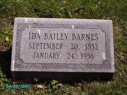 Ida Bailey