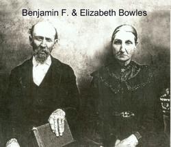 Elizabeth <i>Trimble</i> Bowles