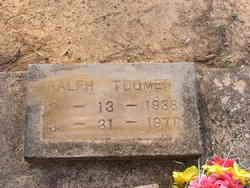 Ralph Toomer