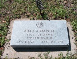 Billy J. Daniel
