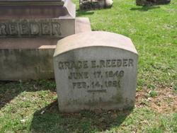 Grace Emma <i>Thompson</i> Reeder