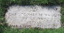 Spec Christopher M. Chris Waugh