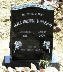 Dora <i>Brown</i> Townsend