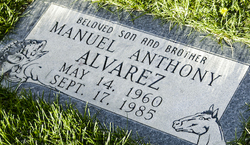 Manuel Anthony Alvarez