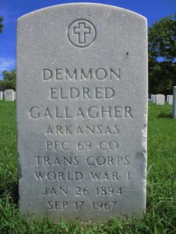 Demmon Eldred Gallagher