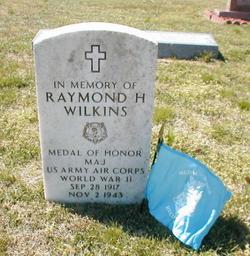 Raymond H. Wilkins