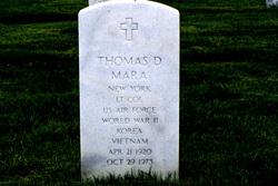 Thomas D Mara