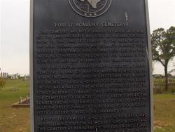 Forest Academy Cemetery