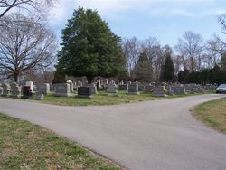 Liberty Church Cemetery
