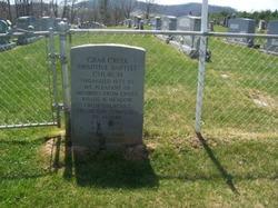 Crab Creek Primitive Baptist Church Cemetery