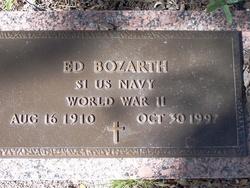 Edward Theodore Bozarth