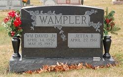 William D. David Wampler, Jr