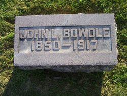 John L. Bowdle