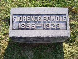 Florence M. <i>Knowles</i> Bowdle