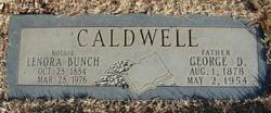 George Daimwood Caldwell