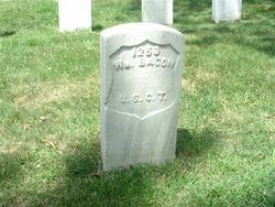 Private William Bacon