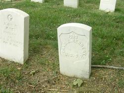 Private Charles E Herbert