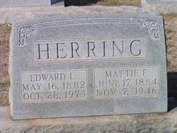Mattie F. Herring