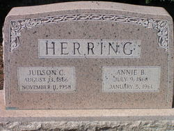 Annie <i>Blough</i> Herring
