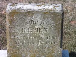 Ruth C Herring