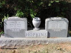 Catherine M Hopkins