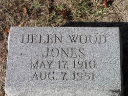 Helen <i>Wood</i> Jones