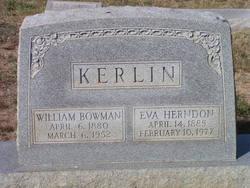 Eva Mae <i>Herndon</i> Kerlin