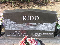 A Virginia <i>Herndon</i> Kidd