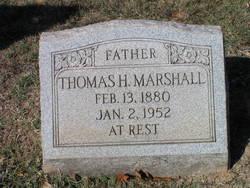 Thomas Howard Marshall