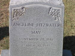 Angeline <i>Fitzwater</i> May