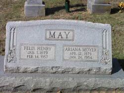 Ariana <i>Moyer</i> May