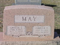 Grover T May