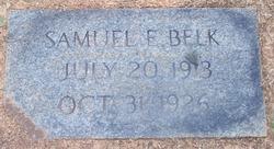 Samuel E Belk