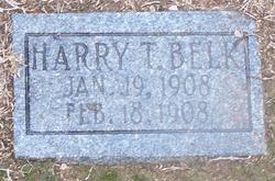 Harry T Belk