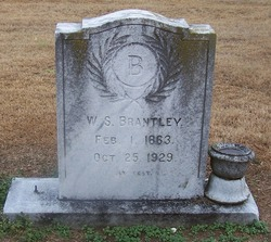 W S Brantley