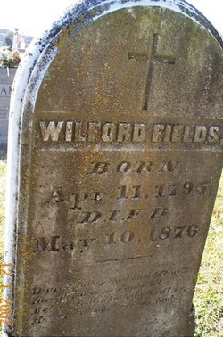 Wilford Miles Fields