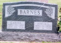 Hollis L. Barnes