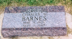 Charles Hollis Barnes