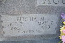 Bertha M. Acosta
