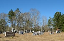 Topisaw Baptist Church Cemetery
