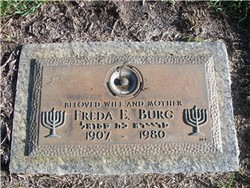 Freda E. Burg