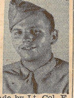 Pvt Norman Dale Conn