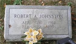Robert A Johnston