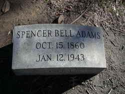 Spencer Bell Adams