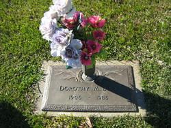 Dorothy Melville <i>Chambers</i> Buck