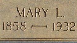 Mary Logan <i>Jeffries</i> LeSueur