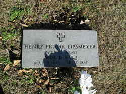 Henry Frank Lipsmeyer