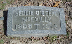 Nellie <i>O'Keefe</i> McEvilly