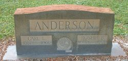 Roshia Bell <i>Richardson</i> Anderson