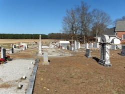 New Hope United Methodist Church Cemetery